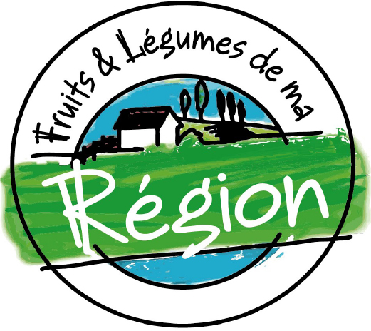 Logo du label Fruits et légumes de ma région