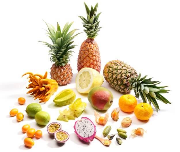 Fruits exotiques frais terreazur grossiste et - Image fruit exotique ...